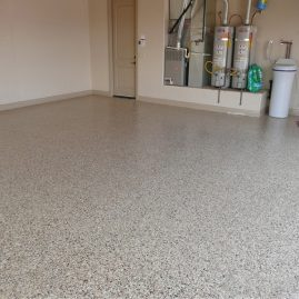 Epoxy Garage Flooring Aurora
