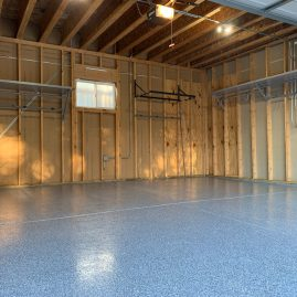 95octane garage floor coating in Chicago