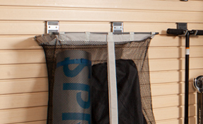 Gear Bag Slatwall